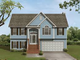 Bi Level Home Plans   House Plans and More