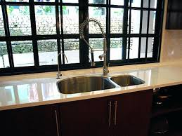 glacier white solid surface and sink faucets countertops how to clean on