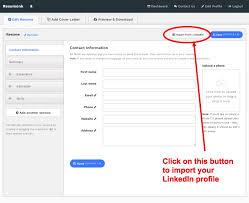 ... Sensational Ideas Upload Resume Linkedin 12 Convert Your LinkedIn  Profile To A Beautiful ...