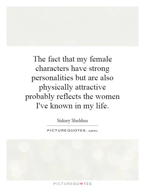 strong personality quotes