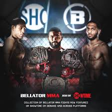 Bellator mma is now on showtime! On Showtime Fri April 2 Bellator Mma 255 Pitbull Vs Sanchez 2 Mma Fight Coverage