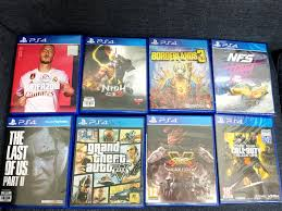 SALE! Playstation 4 / PS4 GAMES (Price ...