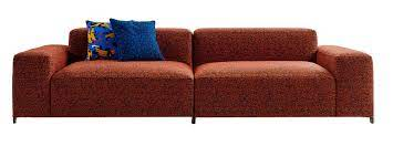 mousse low arm large sofa by sancal in