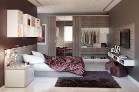 modern bedroom concepts:  cozy modern bedroom design