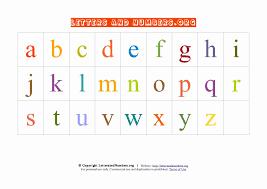 Small Alphabet Chart Printable Www Bedowntowndaytona Com