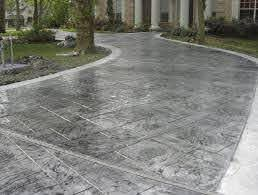 stamped concrete concrete coatings