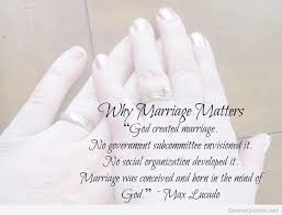 Christian Quotes Marriage