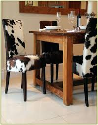 outstanding cowhide dining chairs cowhide dining chair for cowhide dining chair renovation cowhide dining room chair