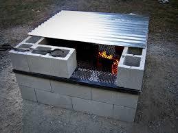 outdoor fire pit ideas concrete how to build a pit