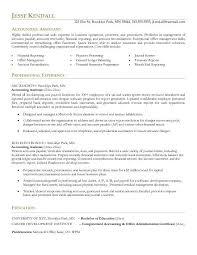 Assistant Accountant Resume Sle India Sle Resume Office Staff 28