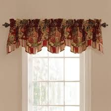Window Valance Living Room Home Decoration Graceful Red Waverly Valances For Living Room