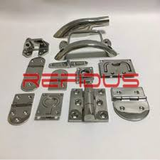 Investment Casting Stainless Steel Investment Casting Surface Polished Ornament