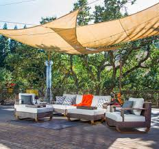 creative outdoor furniture. Canopy Shade Over Outdoor Furniture Creative R