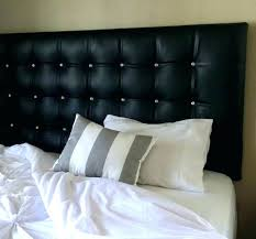tufted headboard with rhinestone buttons. Brilliant Rhinestone Tufted Upholstered Walls Crystal Headboard Black With  Crystals Leather Buttons King Size Faux In Tufted Headboard With Rhinestone Buttons F