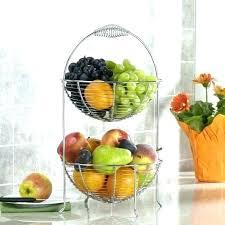 kitchen fruit basket fruit stand for kitchen kitchen fruit basket 2 tier fruit vegetable basket kitchen