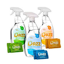 Cleaner House Amazon Com Dazz Cleaning Tablets Whole House Starter Kit All