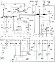 1993 toyota pickup wiring diagram factory throughout 91 best of