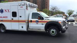 exclusive st video of brand new fdny ems ambulances the fdny got exclusive 1st video of brand new fdny ems ambulances the fdny got to deal transcare bankruptcy