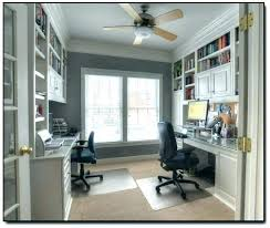 home office with two desks. Plain Home Dual Desk Home Office Two Person  Inspiring Inside Home Office With Two Desks D