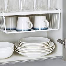 Under Cabinet Shelving Kitchen Ci Container Store Under Cabinet Shelvingjpgrendhgtvcom12801280jpeg