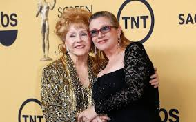 debbie reynolds and carrie fisher. Interesting Reynolds Debbie Reynolds And Her Daughter Carrie Fisher For And I