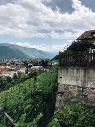Südtirol Lana Wandern Auf Dem Vigiljoch Und Das