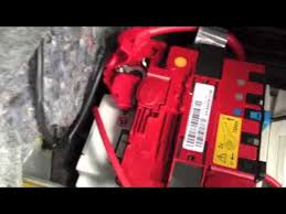 bmw e e e car battery replacement bmw e92 e90 e93 car battery replacement