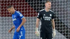 """Arsenal verliert nach Leno-Patzer gegen Everton – """"Machen alle Fehler"""""""