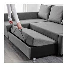 sofa bed with storage. IKEA FRIHETEN Corner Sofa-bed With Storage Sofa, Chaise Longue And Double  Bed In Sofa O