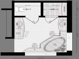 Bathroom Remodel Layout