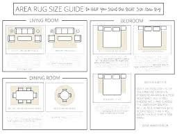 rug sizes for bedroom standard choosing what size area do i need dining table s round