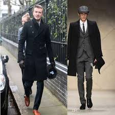 2018 new fashion slim fit men casual trench coat mens long winter coats mens wool uk style outwear overcoat outerwear from billchenshuiping 39 2 dhgate