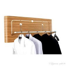 Hotel Coat Rack Beauteous 32 Creative Coat Rack Wall Mounted Use For Hotel Home Wall Hangers