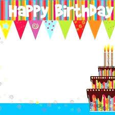 Free Greeting Card Templates Word Birthday Greeting Cards Templates Free Birthday Card Template New