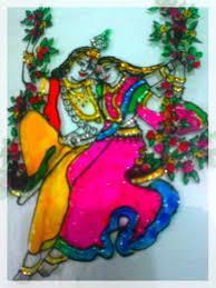 jai sri krishna in sketching by sreechaithanya varra