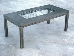 Crate And Barrell Coffee Table Concrete Coffee Table Crate And Barrel All About Home Ideas