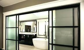 best of sliding glass door repair decor bathroom sliding glass door repair bathroom sliding door bathroom