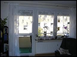 Excellent Idea Wohnzimmer Gardinen Mit Balkontür Fur Kleine Fenster