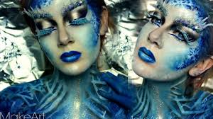 ice queen makeup entry to urbandekay s you