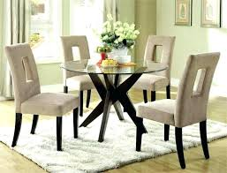 round glass kitchen table sets glass top dining room table best small glass top dining table round glass kitchen table sets glass top dinette