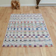galleria blue pink and green rug 63342 6191