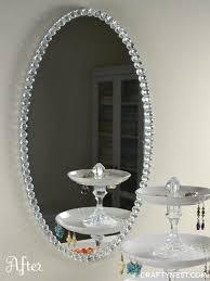 Diy mirror decor Mirror Decoration 16 Diy Mirror Home Decor Ideas My Tiny House Diy Mirror Diy Mirror Adriaencasa Small Bedroom Design Glass Mirror Decor My Web Value