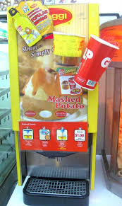 Vending Machine Franchise Singapore Fascinating 48elevenmashedpotatovendingmachine
