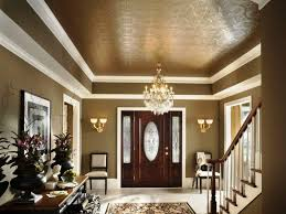 image of foyer chandeliers ceiling lighting design ideas