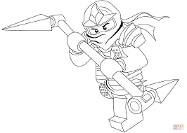 Small Picture Ninjago Lloyd coloring page Free Printable Coloring Pages