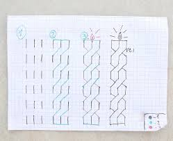 patterns to draw on graph paper fun easy patterns draw graph paper drawings chookies co