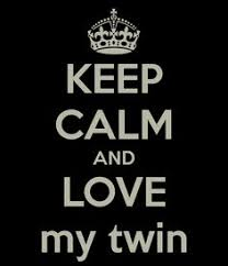 Twins ( Seaira and I) on Pinterest | Twin Problems, Twin and Twin ... via Relatably.com