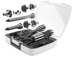 kitchenaid 5 speed hand blender. storage case for hand blender attachments kitchenaid 5 speed