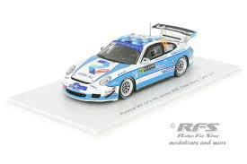Porsche 997 Gt3 Rs 40 Rgt Dumas 143 Spark 5160 Rallye