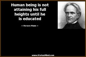 Quote About Education Custom Education Quotes StatusMind